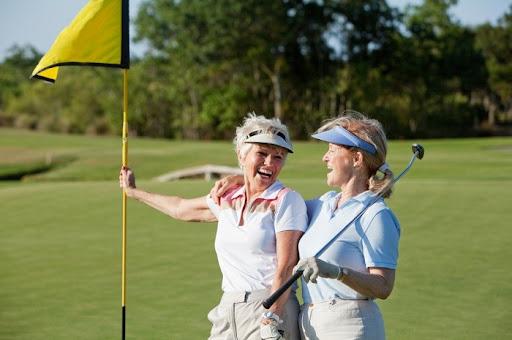 Điều bạn chưa biết - Một buổi chơi golf bằng 1 tuần tập thể dục