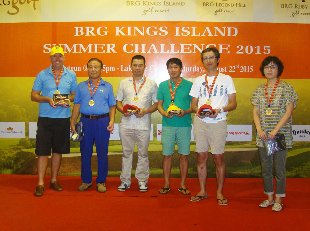 Ky thuat - BRG Kings' Island Summer Challenge 2015