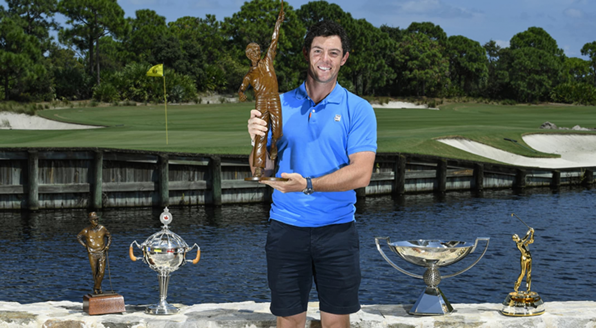 rory - player of the year
