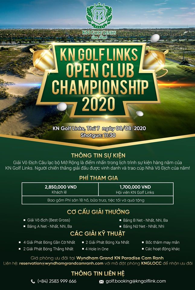 kn golf links open club championship 2020