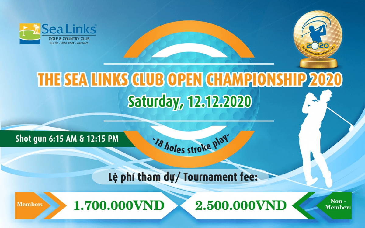 sea links club championship 2020