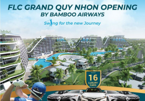 FLC Grand Opening by Bamboo Airway - Swing For the Journey