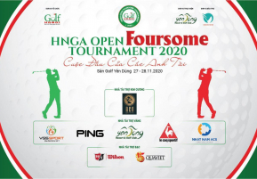HNGA Open Foursome Tournament 2020