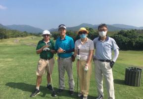 Chơi golf ít nhất 1 lần/tháng có thể kéo dài tuổi thọ thêm vài năm