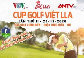 cup golf việt lla