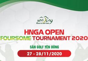 HNGA Open Foursome Tournament 2020