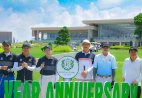 kn golf links cam ranh - the shark challenge 2019