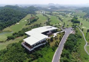sân golf Ninh Bình