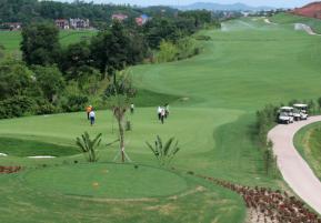 sân golf yên dũng bắc giang