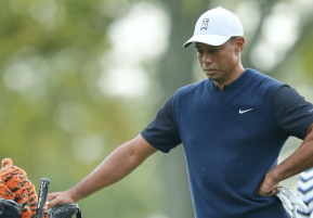 tiger woods vòng 1 us open