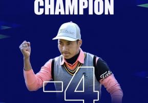 golfer đỗ hồng giang - FLC Vietnam Masters 2020