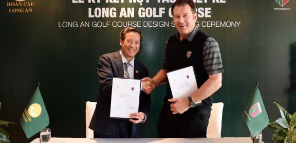 royal golf long an
